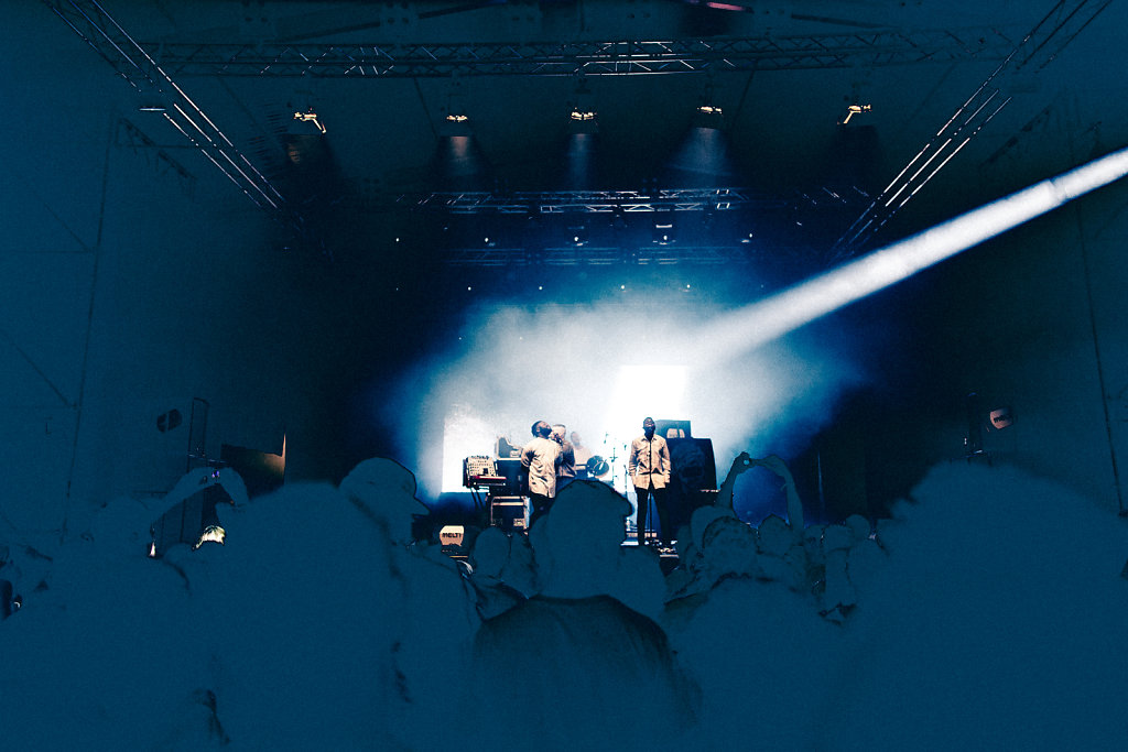 Young Fathers // 2015