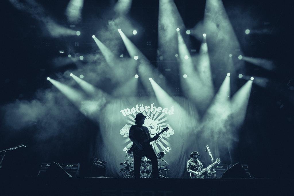 Motörhead // 2016